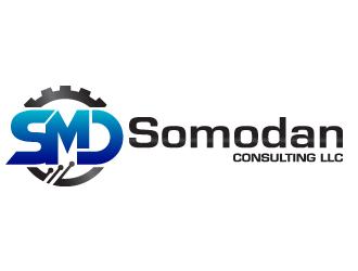Somodan Consulting LLC logo design