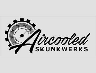 Aircooled Skunkwerks logo design
