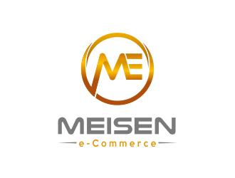 Meisen e-Commerce logo design