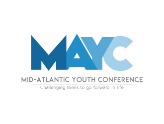 Mid-Atlantic Youth Conference logo design