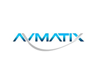 AVMATIX logo design