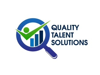 Quality Search Solutions logo design