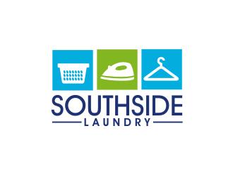 Southside Laundry logo design