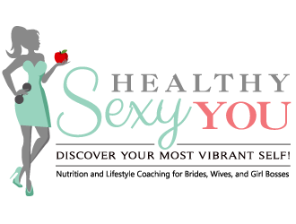 Healthy Sexy You or HealhySexyYou logo design