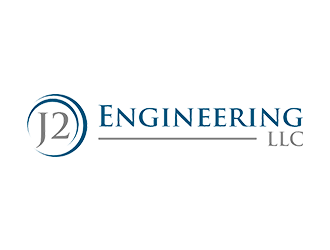J2 Engineering, LLC logo design