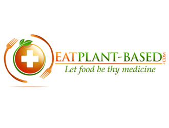 EatPlant-Based.com logo design