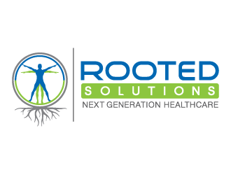 Rooted Solutions logo winner