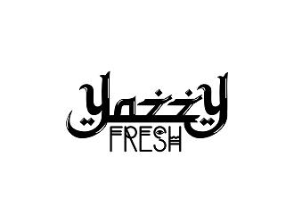 Yazzy Fresh logo design