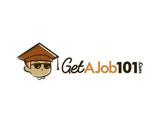 GetAJob101.Com logo design