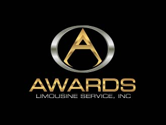 Awards Limousine Service, Inc logo design