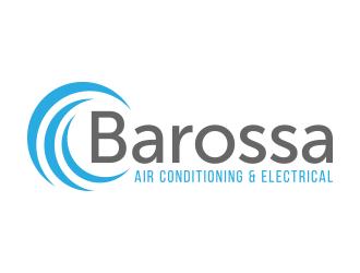 Barossa air conditioning & electrical logo design