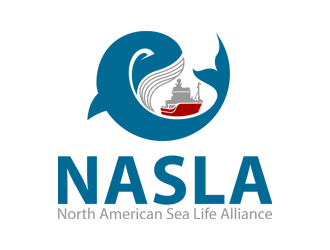NASLA logo design
