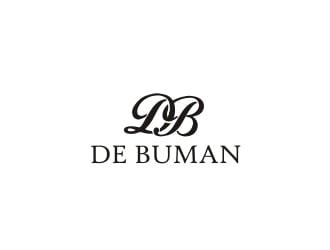 De Buman logo design
