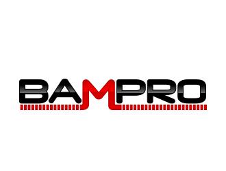 Bampro logo design