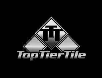 Top Tier Tile logo design