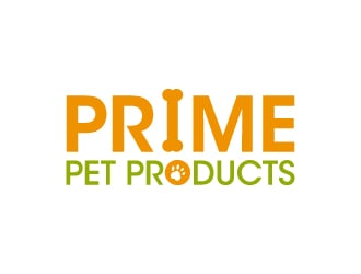Prime Pet Products logo design