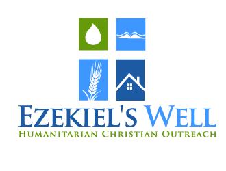 Ezekiel's Well logo design