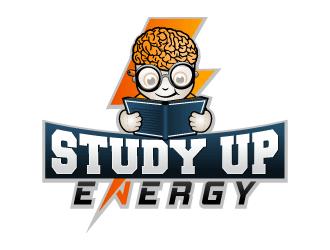 Study Up logo design