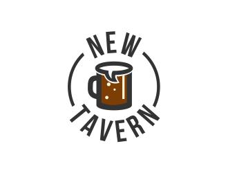 NewTavern logo design