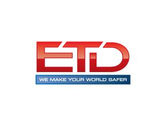 ETD logo design