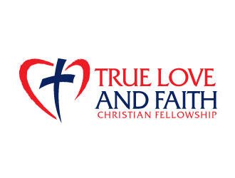 TRUE LOVE AND FAITH CHRISTIAN FELLOWSHIP logo design
