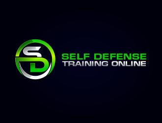 Self Defense Training Online logo design