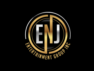 ENJ Entertainment Group LLC logo design