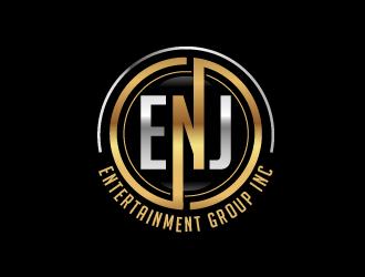 ENJ Entertainment Group LLC logo design