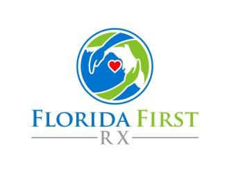 Florida First RX logo design
