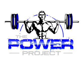 The Power Project logo design