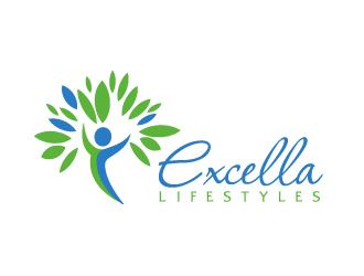 Excella Lifestyles logo design