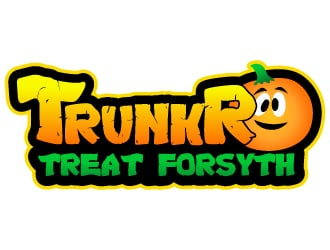 TRUNK R TREAT FORSYTH logo design