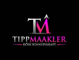 TIPPMAAKLER logo design