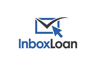 InboxLoan.com logo design