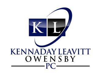 Kennaday Leavitt Owensby PC logo design