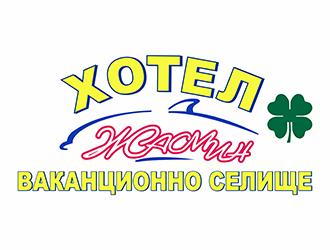 ХОТЕЛ ЖАСМИН ВАКАНЦИОННО СЕЛИЩЕ logo design