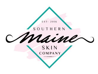 soME skin company logo design