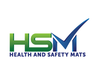 Health and Safety Mats logo design