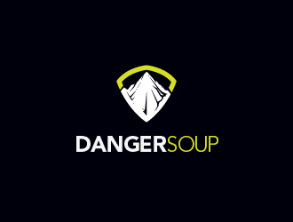 Dangersoup logo design