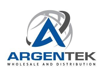ArgenTek logo design