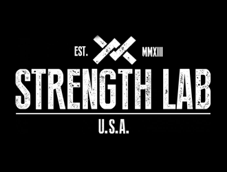 Strength Lab logo design