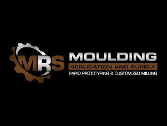 Moulding Replication and Supply logo design