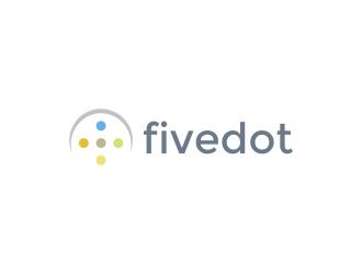 FiveDot or fivedot logo design