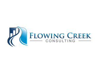 Flowing Creek Consulting logo design