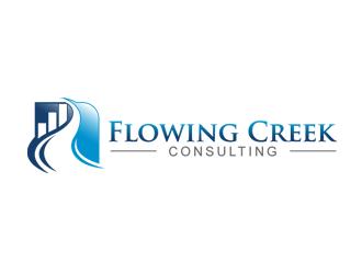 Flowing Creek Consulting logo design