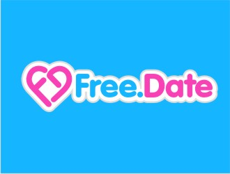 Online dating site / company corporate logo logo design