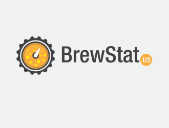 BrewStat.us logo design