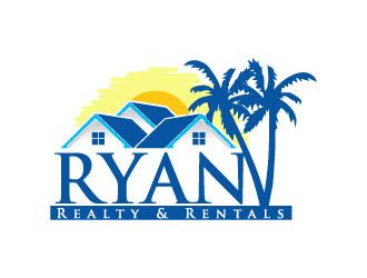 Ryan Realty Rentals Logo Design 48hourslogo Com