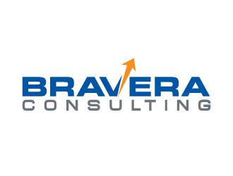 Bravera Consulting logo design