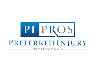 Personal Injury Professionals logo design